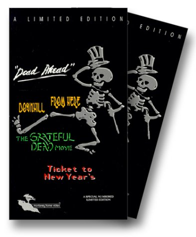 9786305127277: The Grateful Dead Collection [VHS]