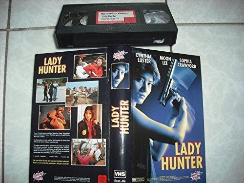 9786305131342: Lady Hunter [Alemania] [VHS]