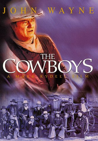 9786305133100: The Cowboys [Import USA Zone 1]