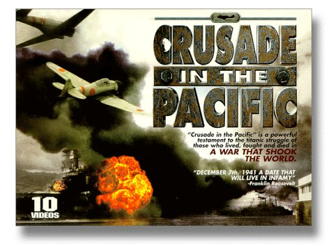 9786305134343: Crusade in the Pacific [Alemania] [VHS]