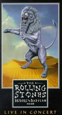 9786305134978: The Rolling Stones - Bridges to Babylon 1998 [VHS]