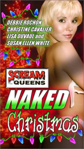 9786305135296: Scream Queens:Naked Christmas [VHS]