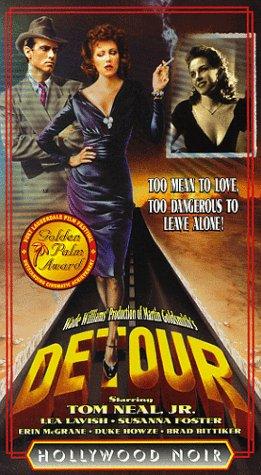 9786305136637: Detour [VHS]