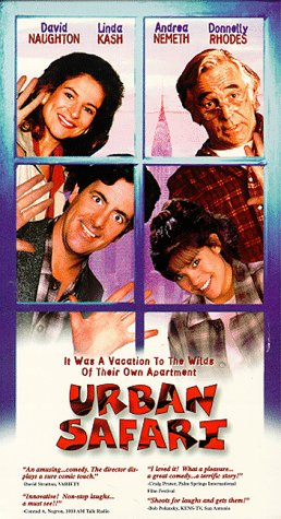9786305137139: Urban Safari [VHS]