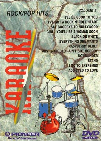 9786305150633: Karaoke / Rock & Roll Hits of 80's & 90's 8 [DVD] [Region 1] [US Import] [NTSC]