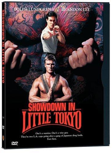 9786305161998: Showdown in Little Tokyo [Import USA Zone 1]