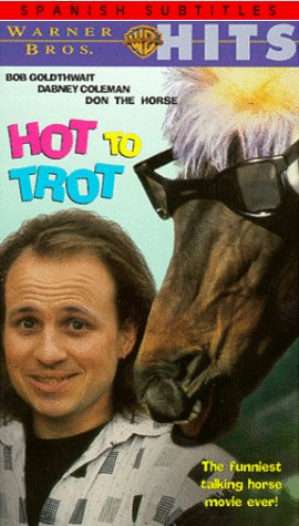 9786305164166: Hot to Trot [VHS]