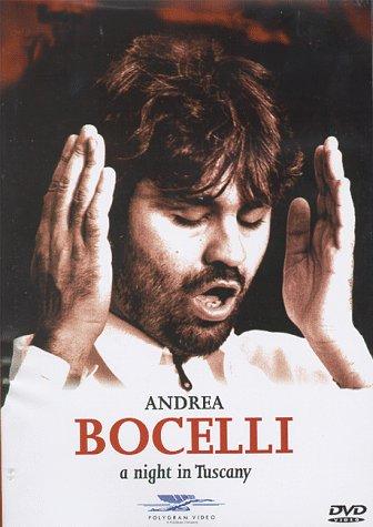 9786305165996: Andrea Bocelli: A Night in Tuscany [USA] [DVD]