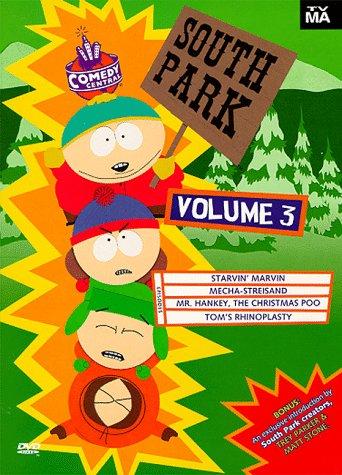 9786305176152: South Park 3: Starvin & Mecha - Streisand & Hankey [Reino Unido] [DVD]