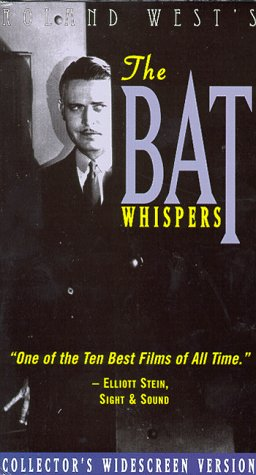 9786305176176: The Bat Whispers [VHS]