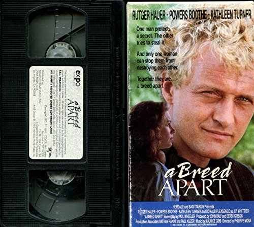 9786305180883: Breed of Apart [VHS]