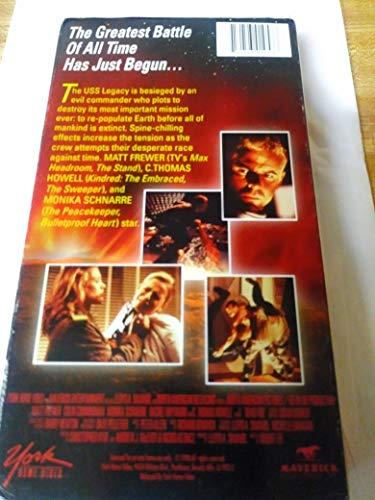 9786305183181: Dead Fire [VHS]