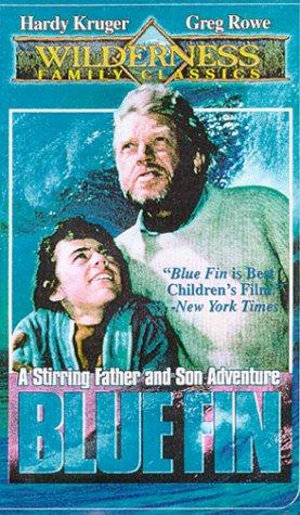 9786305183297: Blue Fin [VHS]