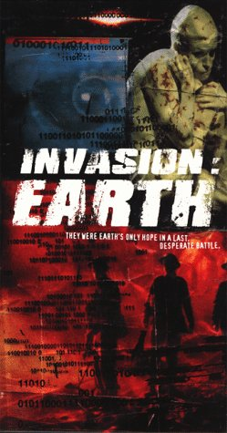 9786305196310: Invasion:Earth [VHS]