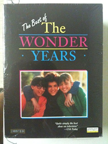 9786305200116: The Best of the Wonder Years (Boxed 2 VHS and 1 CD Set)