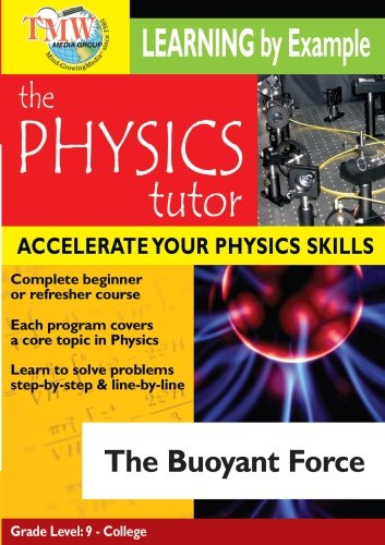9786305204732: Physics Tutor: Buoyant Force