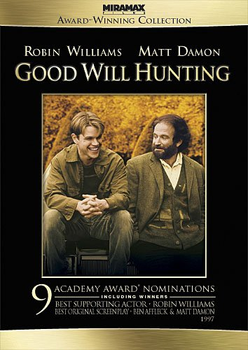 9786305216087: Good Will Hunting (Miramax Collector's Series)