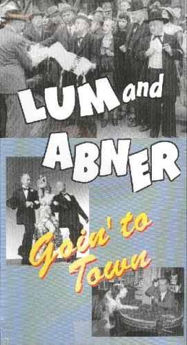 9786305235521: Lum and Abner Goin to Town [VHS]