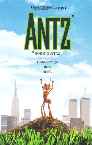 9786305244851: Antz [VHS]