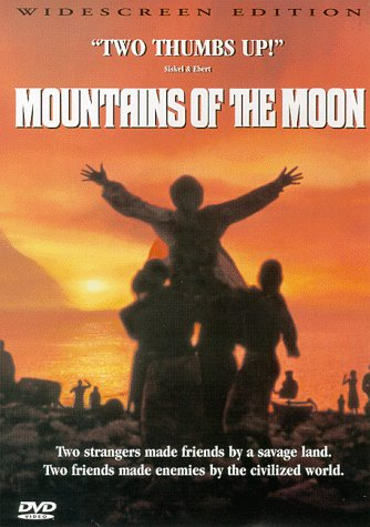 9786305261506: Mountains of the Moon [Import USA Zone 1]