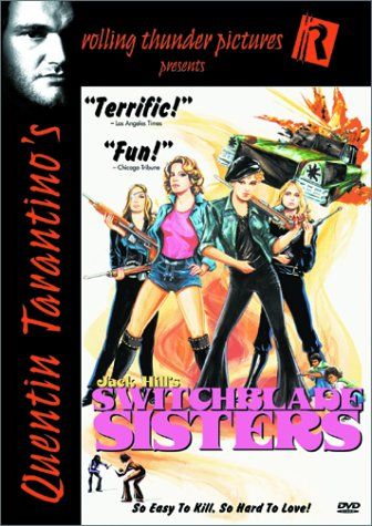 9786305268802: Switchblade Sisters