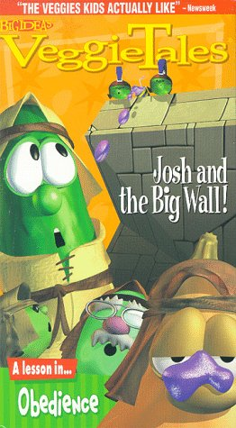 VeggieTales - Josh and the Big Wall