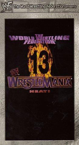 9786305277040: WWF: WrestleMania 13 [VHS]