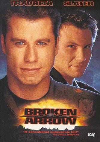 9786305280750: Broken Arrow [Reino Unido] [DVD]