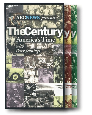 9786305291732: The Century-America's Time (Boxed Set) [VHS]