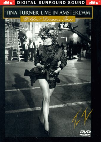 9786305302162: Tina Turner Live in Amsterdam: Wildest Dreams Tour - DTS