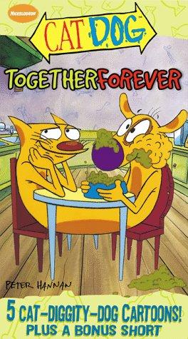 9786305311409: Catdog: Together Forever [VHS]
