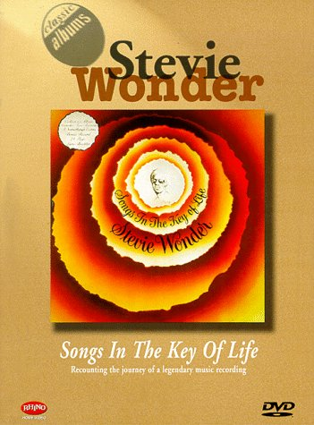 9786305320616: Classic Albums - Stevie Wonder: Songs in the Key of Life