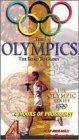 9786305321699: Olympics: Road to Glory [VHS]