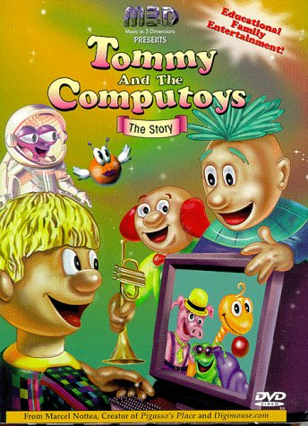 9786305340690: Tommy & The Computoys