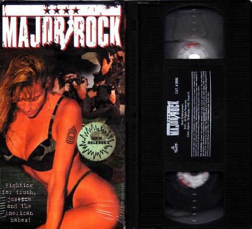 9786305371816: Major Rock [VHS]