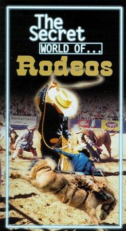 9786305374947: Secret World of Rodeos [VHS]