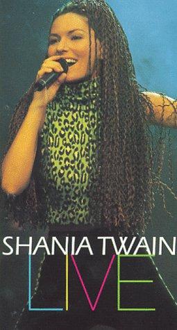 9786305404255: Shania Twain Live [VHS] [Import USA]