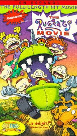 9786305412106: Rugrats Movie [VHS]