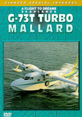 9786305420194: Seaplanes: G-73T Turbo Mallard