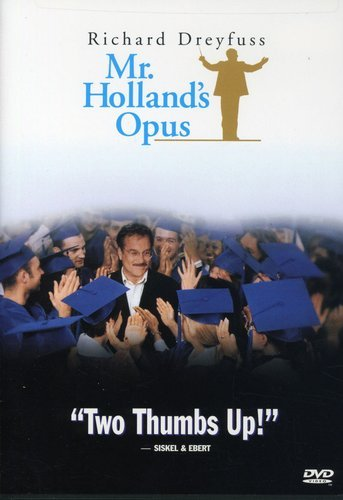9786305428350: Mr. Holland's Opus [Import USA Zone 1]