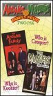 9786305434986: Addams vs. Munsters: Family Feud [VHS]