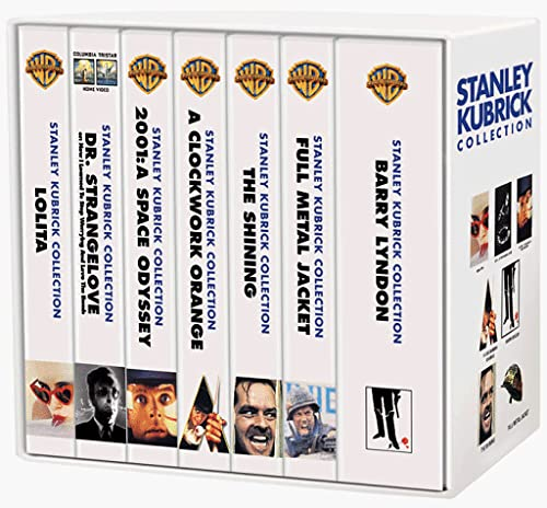 9786305448310: Stanley Kubrick Collection [VHS]