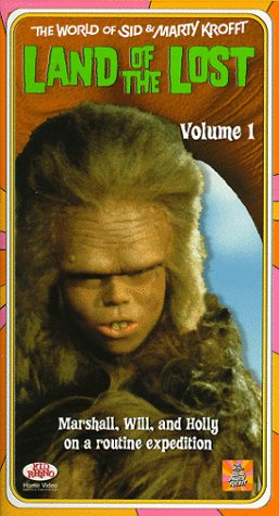 9786305458074: Land of the Lost Volume 1 [VHS]