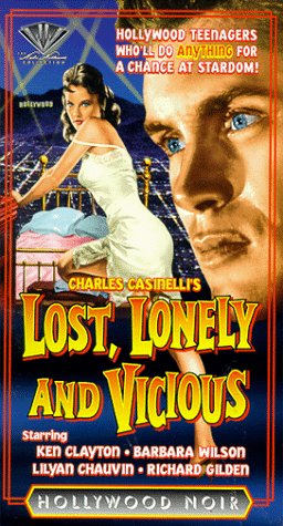 9786305469858: Lost Lonely and Vicious [VHS]