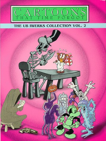 9786305472421: Cartoons That Time Forgot - The Ub Iwerks Collection, Vol. 2