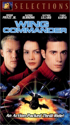 9786305475699: Wing Commander: Space Will Never Be the Same [USA] [VHS]