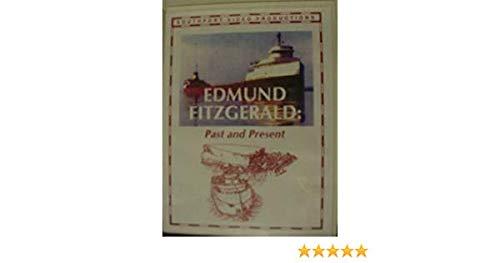 9786305480716: Edmund Fitzgerald:Past & Present [VHS]