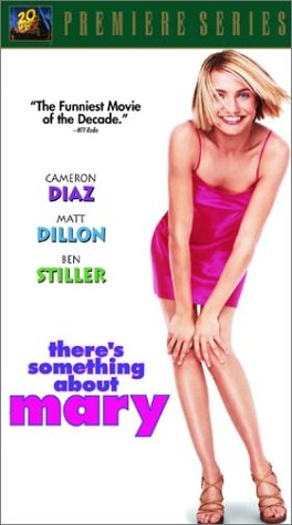 9786305499077: There's Something About Mary (Special Edition) [VHS]