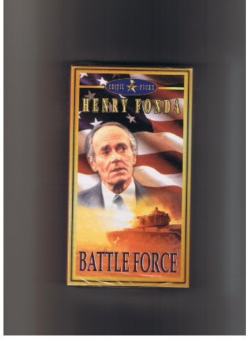 9786305502838: Battle Force [VHS] [Import USA]