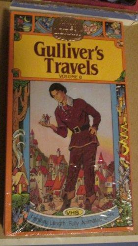 9786305505204: Gulliver's Travels [VHS]